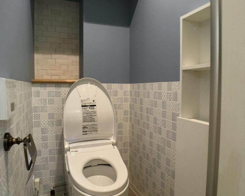 リノベーションの際にトイレを快適に!