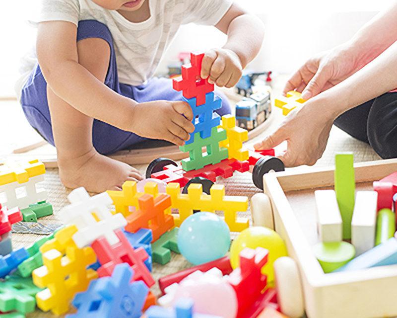 おもちゃが片付かない! おもちゃ収納のアイディアについて考える