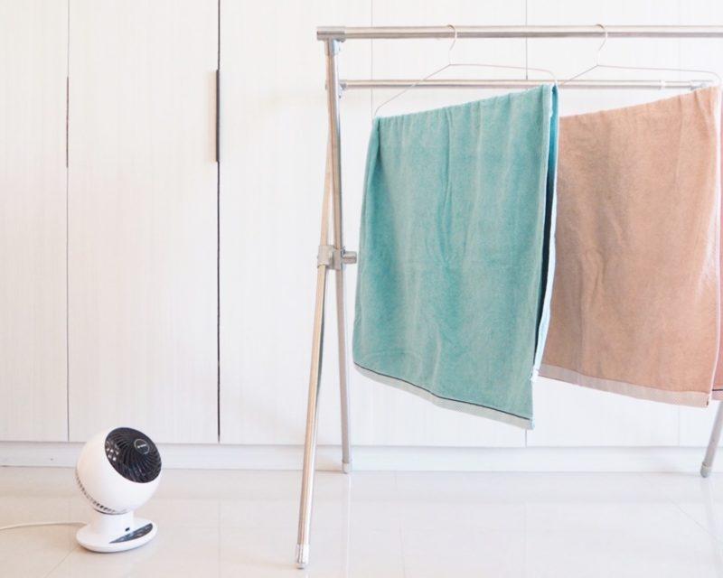 洗濯物の部屋干しを快適に!ニオイを抑えてすっきり乾かすためには?