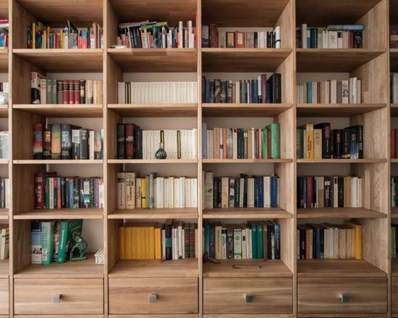 読書家さん必見。リノベーションで書庫を作りましょう